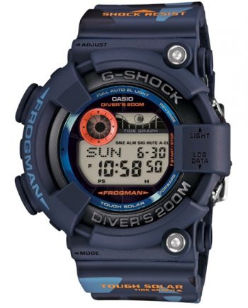 "CASIO G-SHOCK GF-8250CM-2 ""MEN IN CAMO"" FROGMAN"