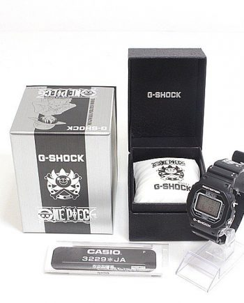 Casio G-Shock ONE PIECE DW-5600VT Limited Edition