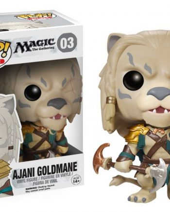 Funko Pop! Games Magic the Gathering AJANI GOLDMANE 03
