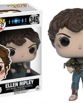 Funko POP! Movies ELLEN RIPLEY Aliens 345 Vinyl Figure