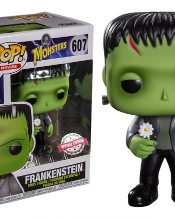 Funko Pop! FRANKENSTEIN with FLOWER 607 Exclusive