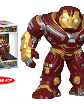 Funko Pop! Marvel Avengers Infinity War Super Sized Hulkbuster 294