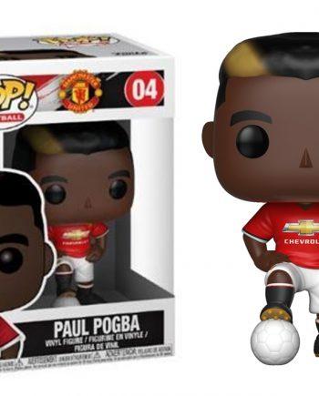 Funko POP! Football PAUL POGBA 04 Manchester United
