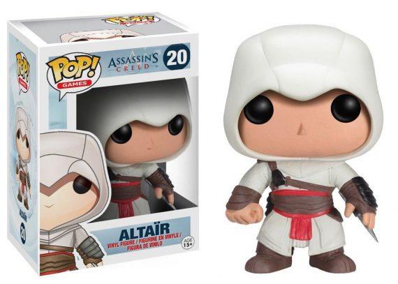 Funko POP! Games Assassin's Creed ALTAIR 20 Vinyl Figure