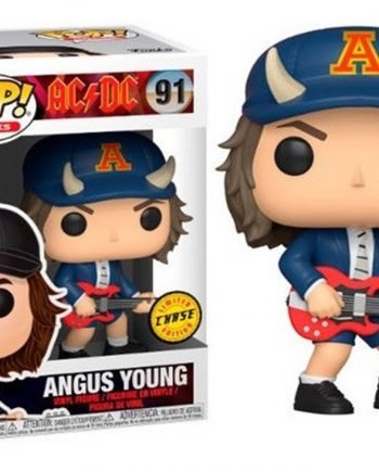 Funko POP! Rocks ANGUS YOUNG 91 Chase Variant