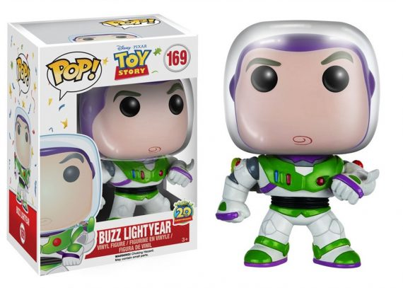 Funko POP! Disney Toy Story BUZZ LIGHTYEAR 169