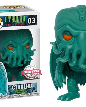 Funko POP! Books CTHULHU NEON GREEN 03 Exclusive