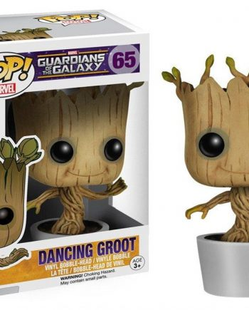 Funko POP! Guardians of the Galaxy DANCING GROOT 65