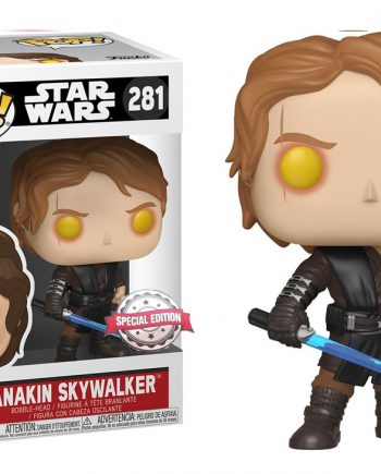 Funko POP! Star Wars DARK SIDE ANAKIN 281 Exclusive