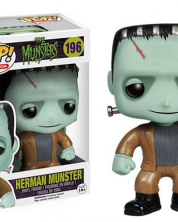 Funko POP! The Munsters HERMAN MUNSTER 196