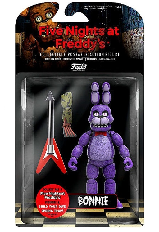 Funko Five Nights at Freddy's BONNIE Action Figure