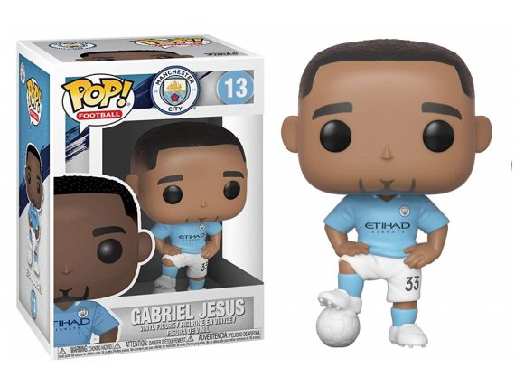 Funko POP! Football GABRIEL JESUS 13 Manchester City