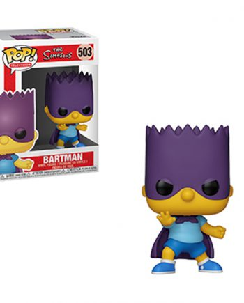 Funko POP! Television THE SIMPSONS BARTMAN Vinyl Figure