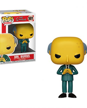 Funko POP! Television THE SIMPSONS MR.BURNS Vinyl Figure