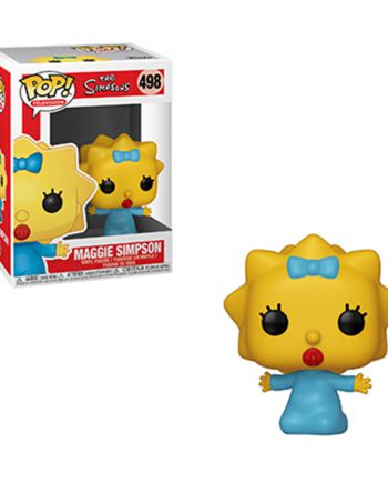 Funko POP! Television THE SIMPSONS MAGGIE SIMPSON Vinyl Figure
