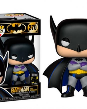 Funko POP! Heroes BATMAN 80th BOB KANE 1st Appearance 270