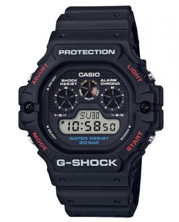 CASIO G-Shock DW-5900-1 Classic Revival 3 Eyes