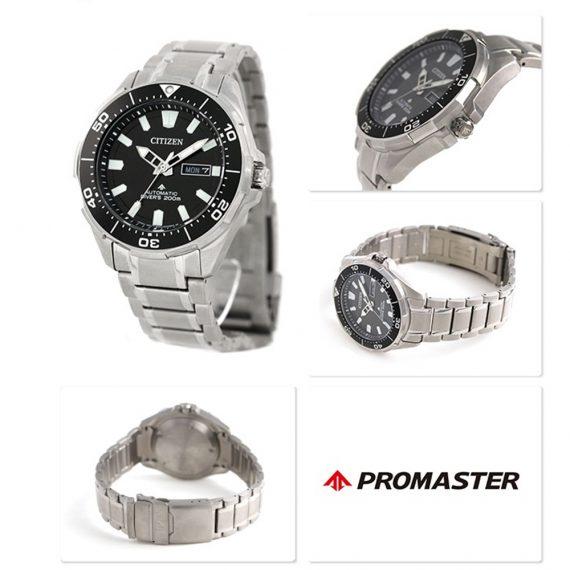 CITIZEN Promaster NY0070-83E Titanium Orologio Diver Uomo