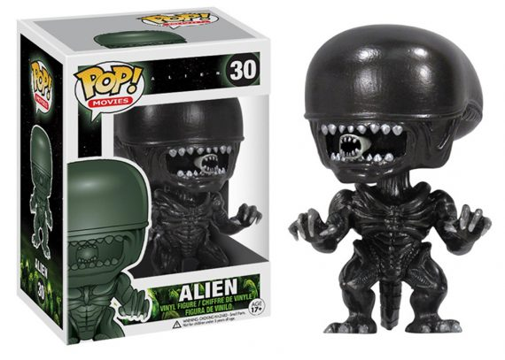 Funko POP! Movies ALIEN 30 Vinyl Figure (Classic Version)