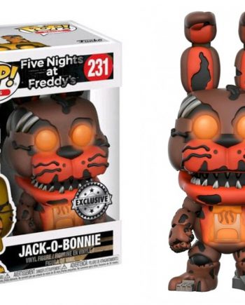 Funko POP! Five Nights at Freddy's JACK-O-BONNIE GITD 231