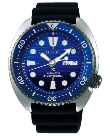 SEIKO TURTLE Save the Ocean SPECIAL EDITION SRPC91K1