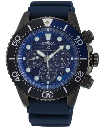 SEIKO Prospex SAVE THE OCEAN SSC701P1 Cronografo Solare
