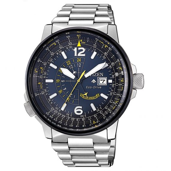 CITIZEN Eco-Drive Promaster Nighthawk BJ7006-56L BLUE ANGELS