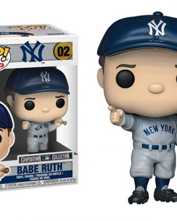 Funko POP! Sports Legends BABE RUTH 02 Vinyl Figure