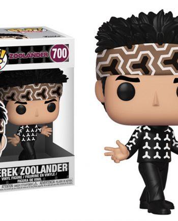 Funko POP! Moviese Zoolander DEREK ZOOLANDER 700