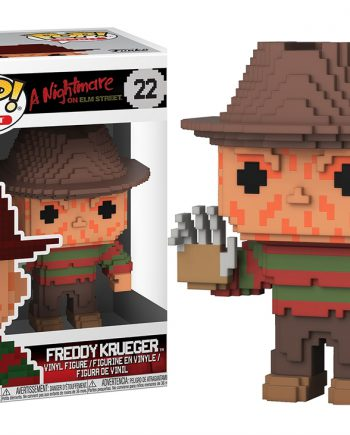 Funko POP! Horror 8-Bit FREDDY KRUEGER 22 Vinyl Figure