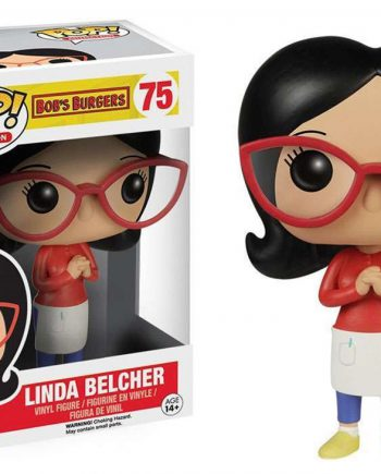 Funko POP! Animation LINDA BELCHER 75 Bob's Burger Vinyl Figure